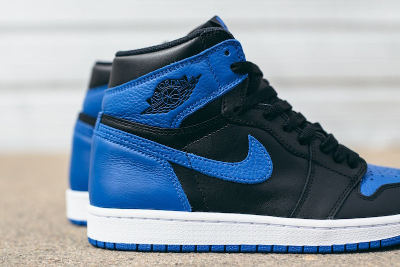 Jordan one royal