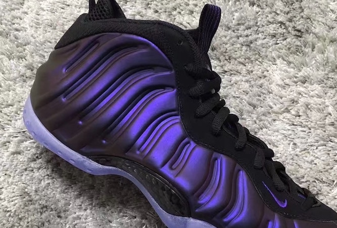 "5a3defed64c First Look at the 2017 Nike Air Foamposite One ""Eggplant"""