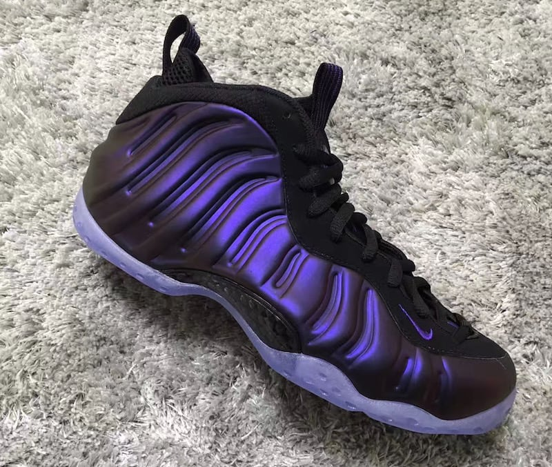 Nike Air Foamposite One Quot Eggplant Quot 2017 Justfreshkicks