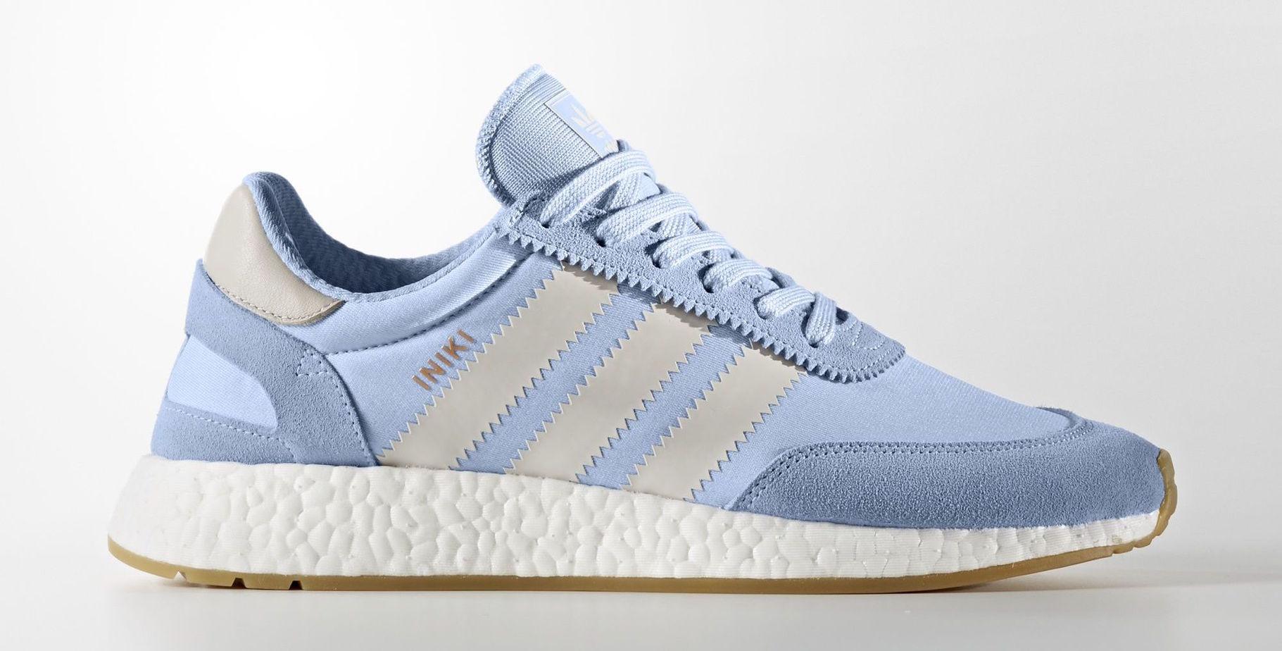 size 40 b33b4 a6064 adidas Iniki Runner Easy Blue