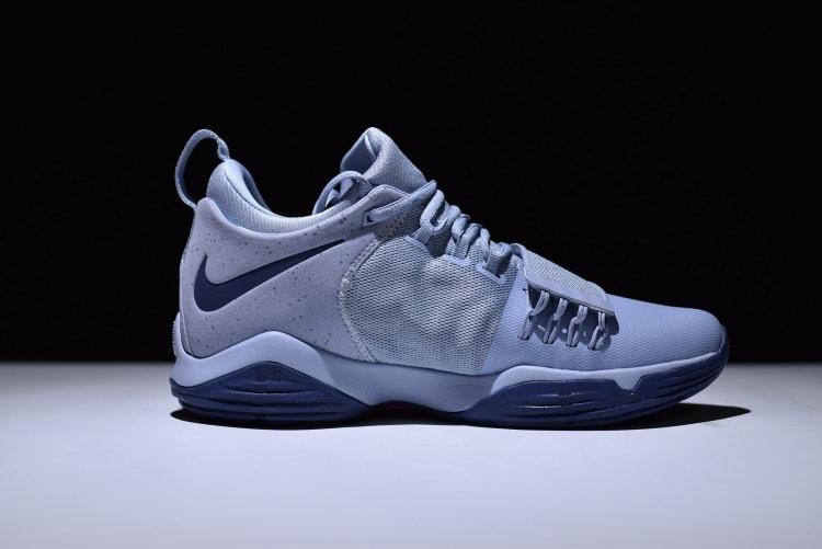 7b1f623285c5 Release Date Details. Nike PG 1 Glacier Grey Armory Blue 878627-044 ...