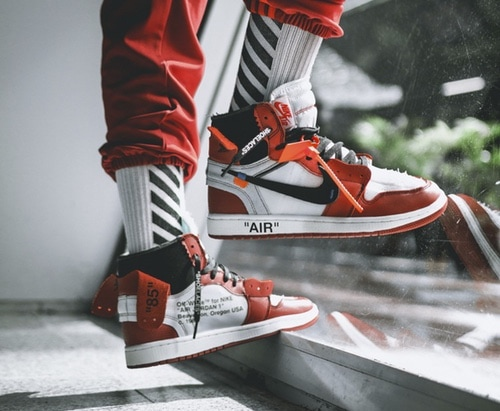 8d5258b98c4b Get ready for the forthcoming release of the OFF-WHITE x Air Jordan 1  Chicago