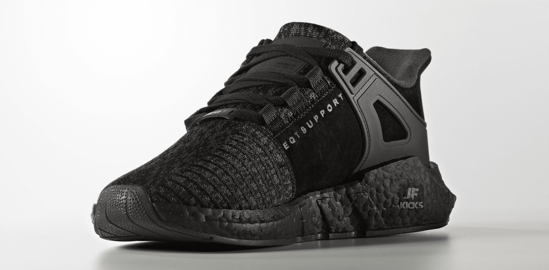 "The adidas EQT Support 93/17 ""Triple Black"" is set to release later this  year on November 24, 2017 (Black Friday). Stay tuned for more updates on  the ..."