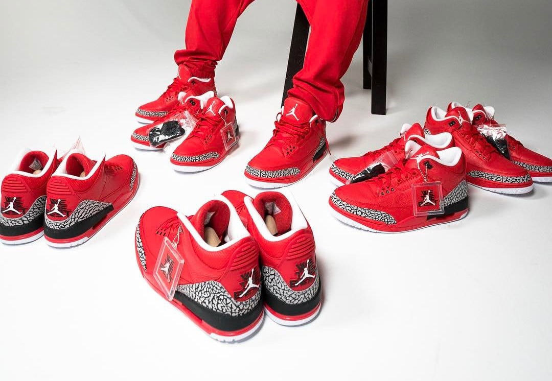 a4d32d1efb1e5b How to Win the DJ Khaled x Air Jordan 3