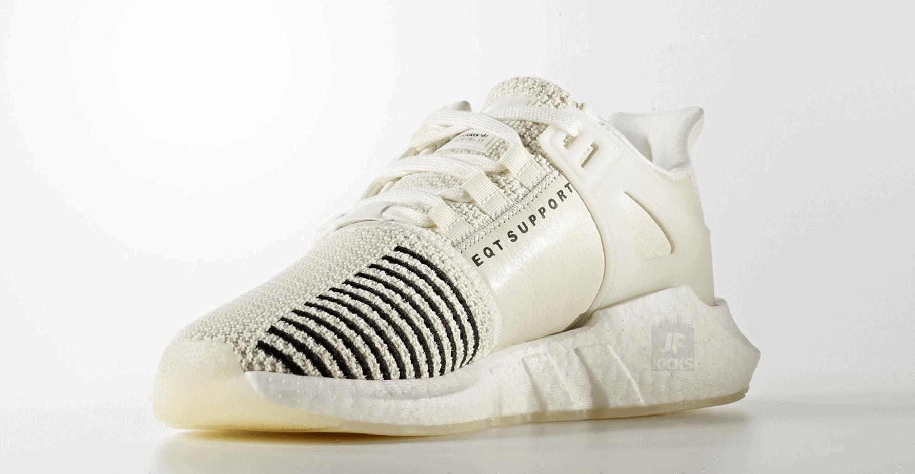 adidas EQT Support 93/17 Cream Off White 2017 - JustFreshKicks