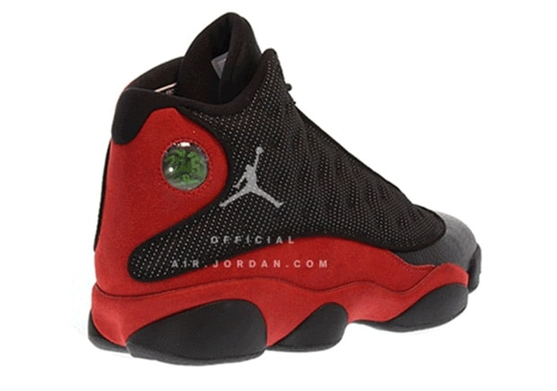 "buy popular 399a1 835d8 Air Jordan 13 ""Bred"" Black True Red-White 414571-004. August 19, 2017  190"