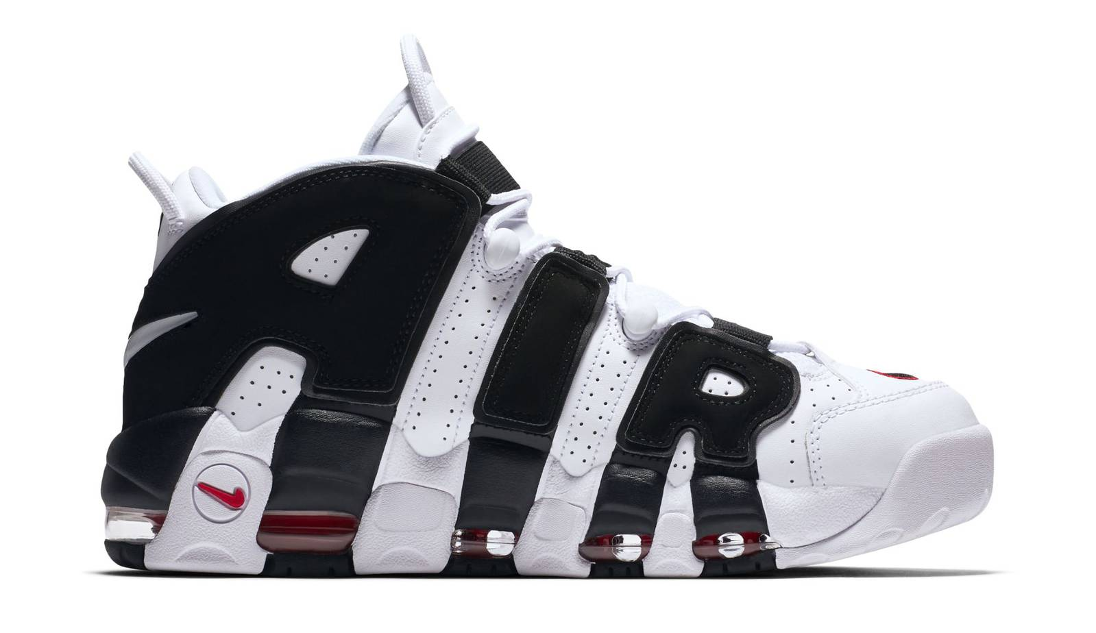 Nike Air Uptempo All Black Release Date