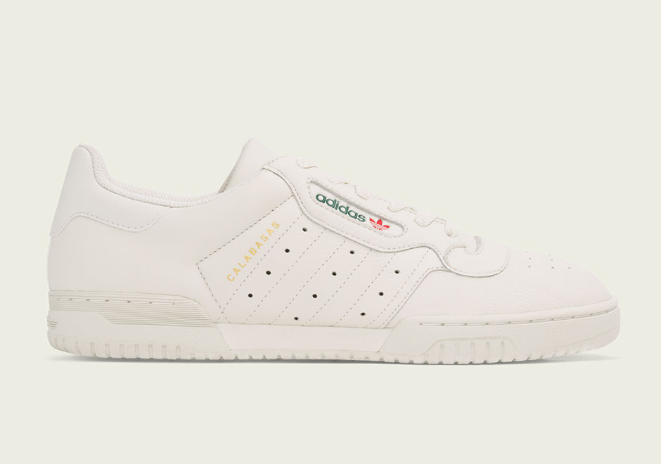 be4953f347c9 adidas Yeezy PowerPhase. Color  Core White Core White Style Code  CQ1693  Release Date  June 4
