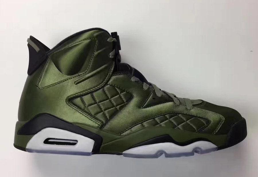 6f712bf027f800 Release Date Details. Air Jordan 6 Pinnacle Color  Palm Green Palm Green-Black  Style Code  AH4614-303 ...
