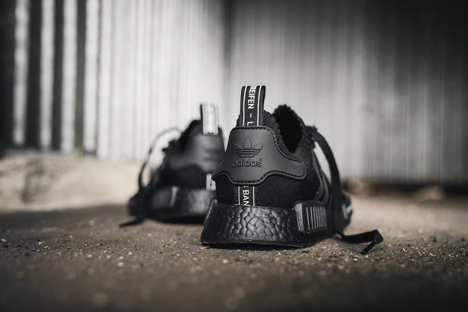 Adidas Nmd R1 Triple Japon Noir Réapprovisionner Z7DNOVG
