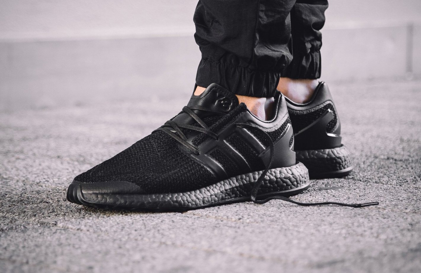 Now Available Adidas Y 3 Pure Boost Quot Triple Black