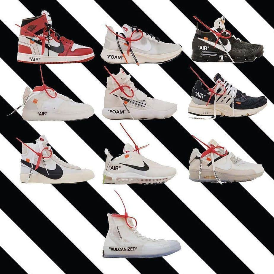 "The post OFF-WHITE x Nike ""The Ten"" Collection Online Raffle List appeared  first on JustFreshKicks."