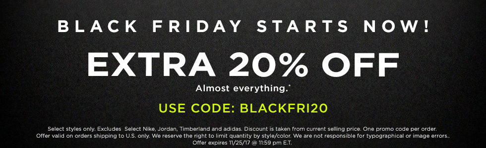 2017 Black Friday   Cyber Monday Sneaker Deals - JustFreshKicks 188a3f21f
