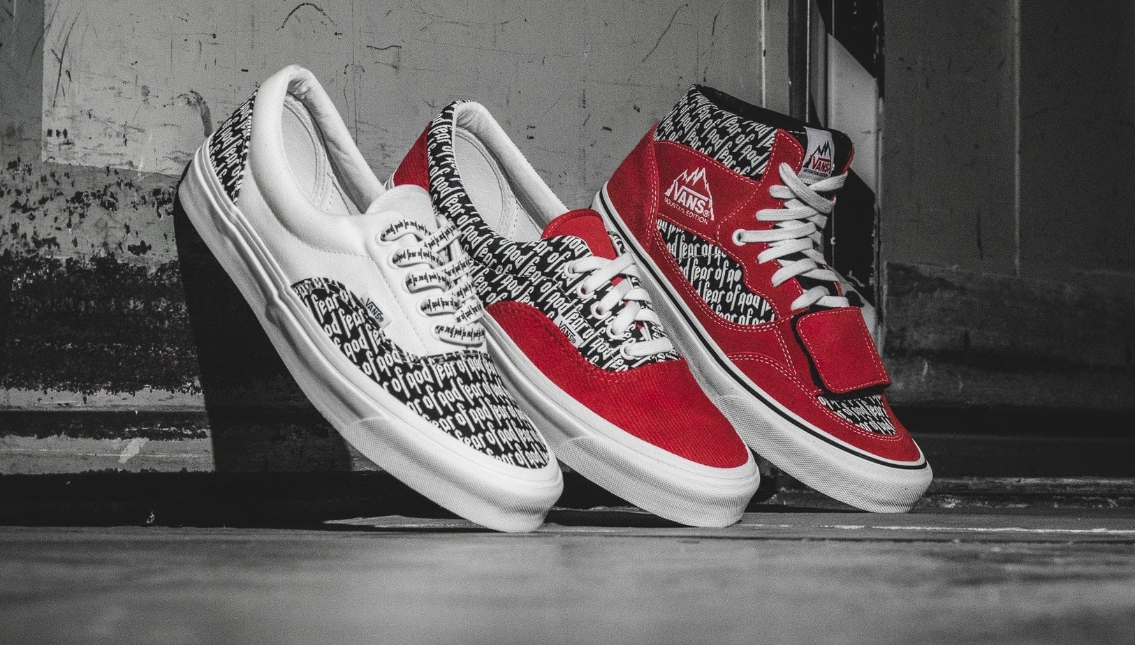 9293e798a2 Fear of God x Vans 2017 Collection Online Links - JustFreshKicks