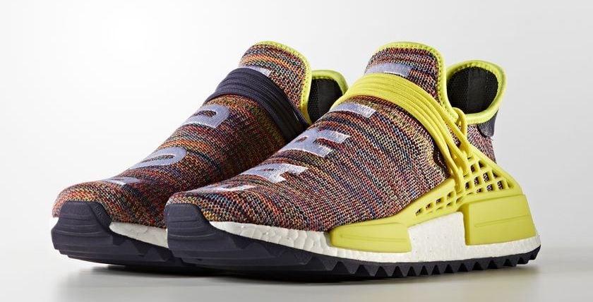 low priced e5560 08ec6 Pharrell x adidas NMD Hu Trail Online Links - JustFreshKicks