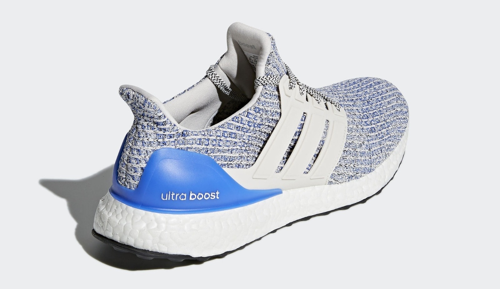 4c39f3d2864bc adidas Ultra Boost 4.0 Chalk Pearl Carbon 2018 - JustFreshKicks