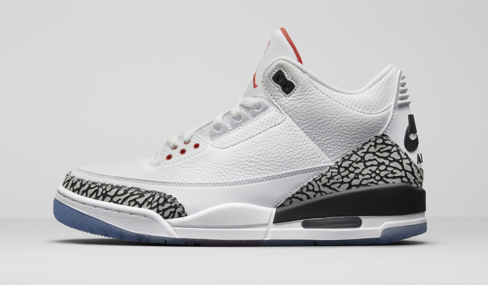 Air Jordan 3 Ciment Blanc 2018 Footlocker Sud