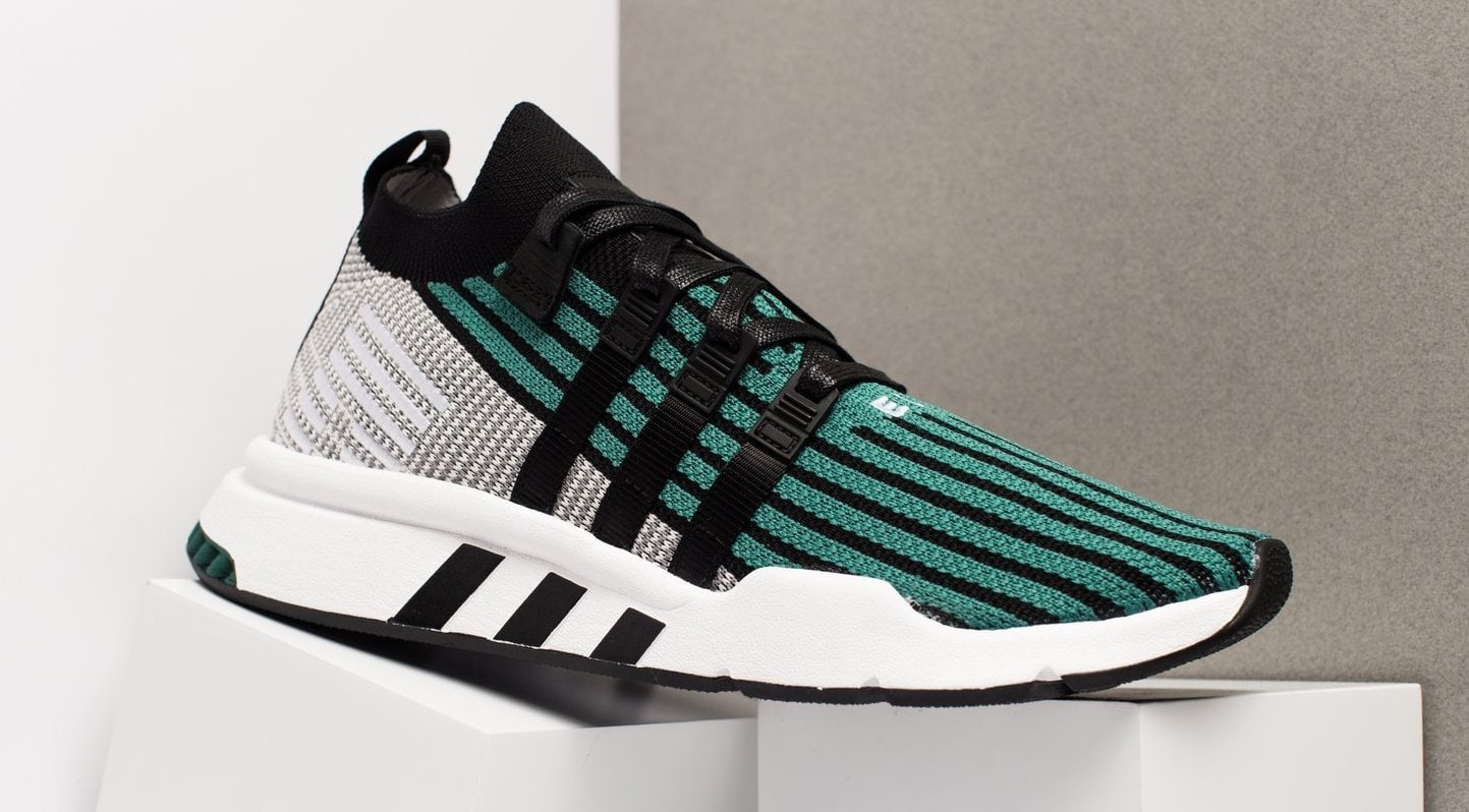 The adidas EQT line was revived in 2015, including updates to classics as  well as new silhouettes. Now, another new EQT for 2018 just dropped, ...