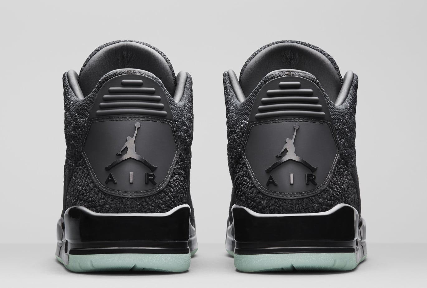 "229b5cd9c1ca Air Jordan 3 Flyknit ""Anthracite"" Release Date  August 18th"
