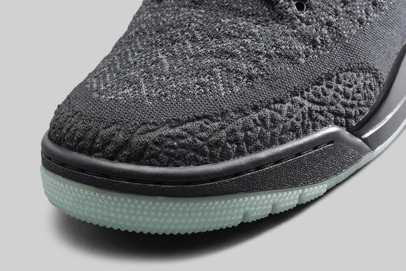 """88a09180bb20 Air Jordan 3 Flyknit """"Anthracite"""" Release Date  August 18th"""