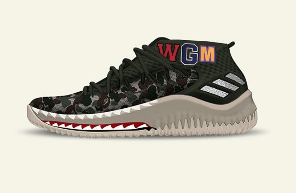 online retailer baca2 1191d ... adidas Dame 4, the shoes are expected to drop in February 2018 during  the NBAs All-Star Weekend in Los Angeles. Check out the images below for a  closer ...
