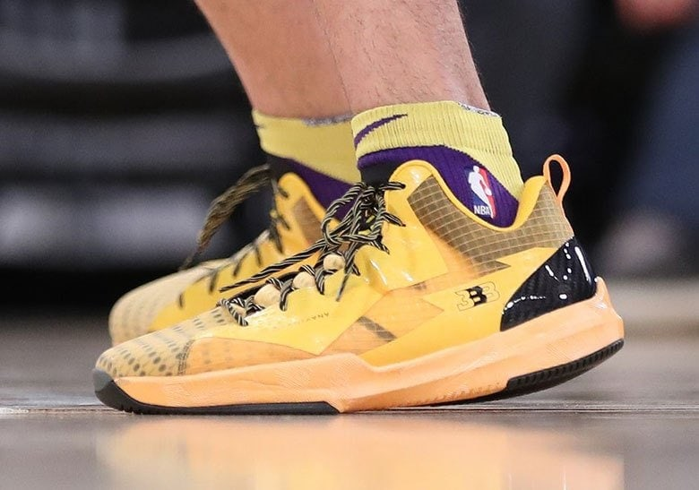 Lonzo Ball Shoes New