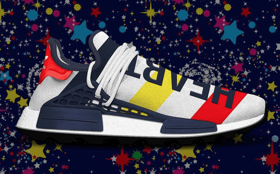 sale retailer b9e51 4bcd9 Since then the brand has become a streetwear mecca, and releases extremely  limited shoes like the new adidas NMD Hu Trail ...