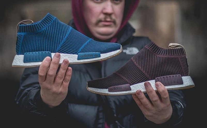 Now SNS has teamed up with adidas again for an exclusive Gore-Tex NMD CS1  Pack. 558f6b11c