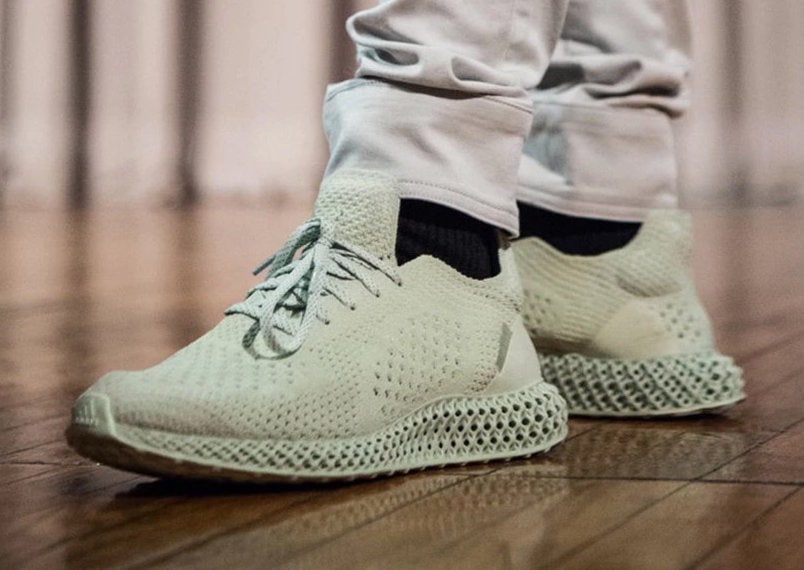 the best attitude 7aee7 452c2 Daniel Arshams adidas Futurecraft 4D Surfaces with a Release Date
