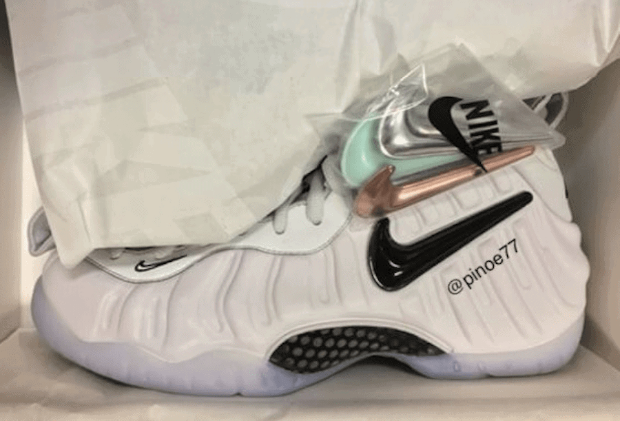 "newest 12ee1 76306 First Look At The Nike Air Foamposite Pro ""All Star"""