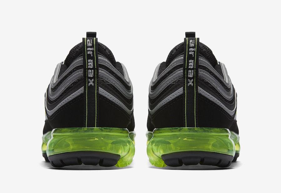 Nike Vapormax 97 Material Reflectante Negro yfQQAkuR
