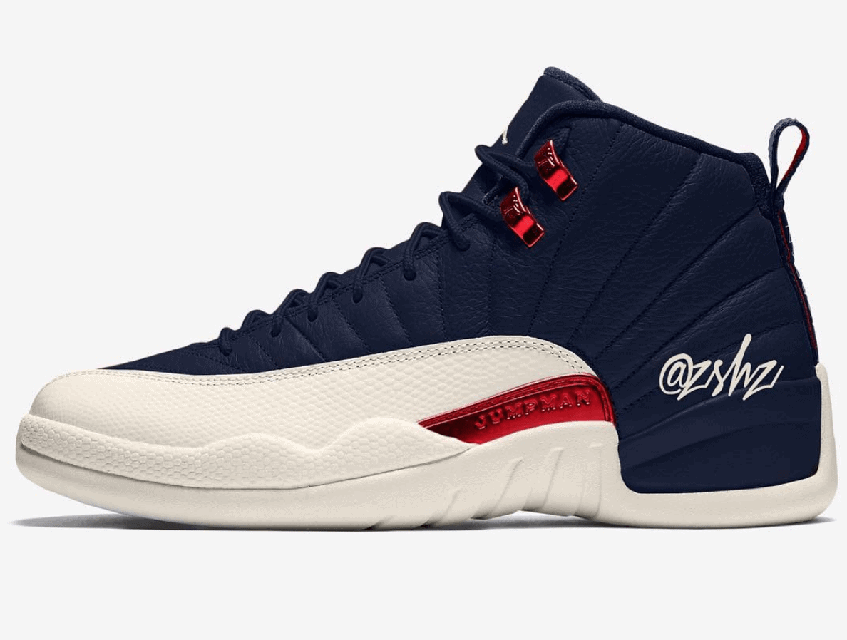 d873a9552cf new zealand air jordan 12 low 2017 grey navy blue yellow 01f59 42d65;  coupon for jordan brand has big plans for 2018 and must execute all new  colorways ...
