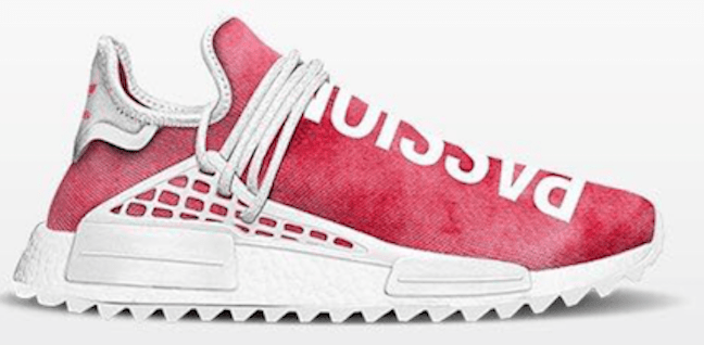"""3795d921fc0e adidas NMD Human Race """"China Exclusive"""" Release Date  May 2018. Gold Style  Code  F99672 Red Style Code  F99671 Blue Style Code  F99673"""