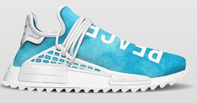 """dd304e95a4aa5 adidas NMD Human Race """"China Exclusive"""" Release Date  May 2018. Gold Style  Code  F99672 Red Style Code  F99671 Blue Style Code  F99673"""