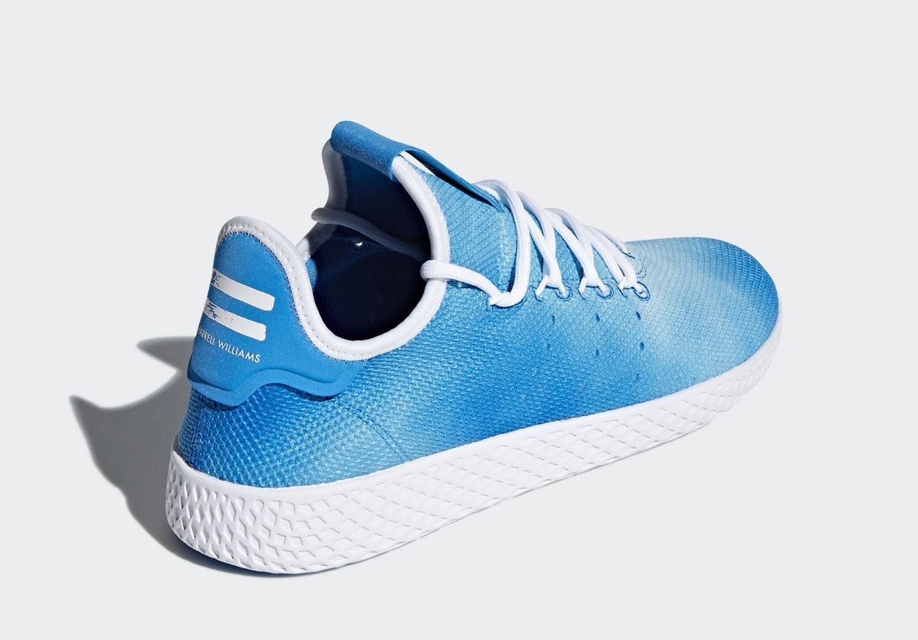 318ed815e3f04 Pharrell s adidas Tennis Hu Arrives in Two Bright Colors Soon ...