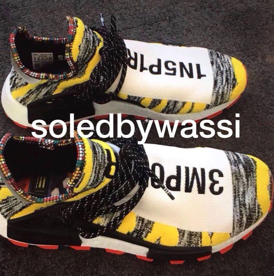 ef8d226a1 Pharrell x adidas Afro Hu NMD Pack Release Info - JustFreshKicks