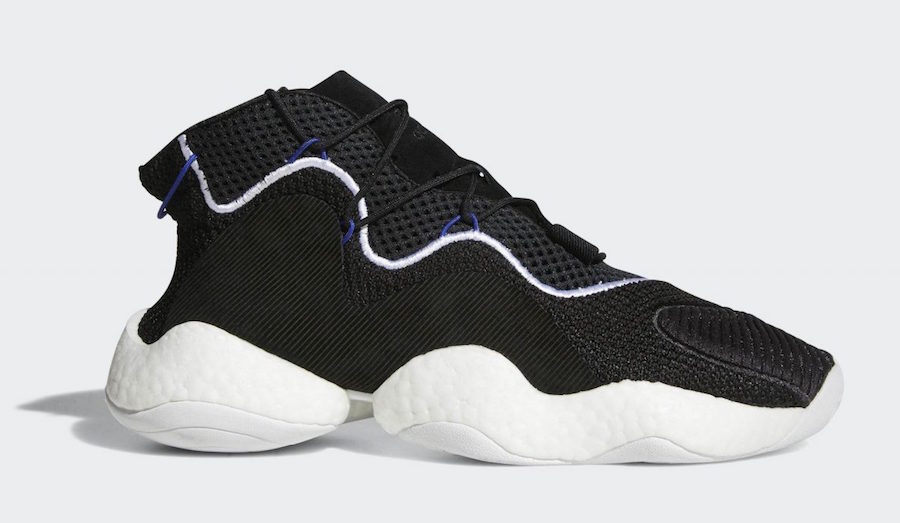 timeless design f4915 78446 adidas Originals Crazy BYW Release Date January 27 (US), February 15  (Global) Price 170. Style Code CQ0991