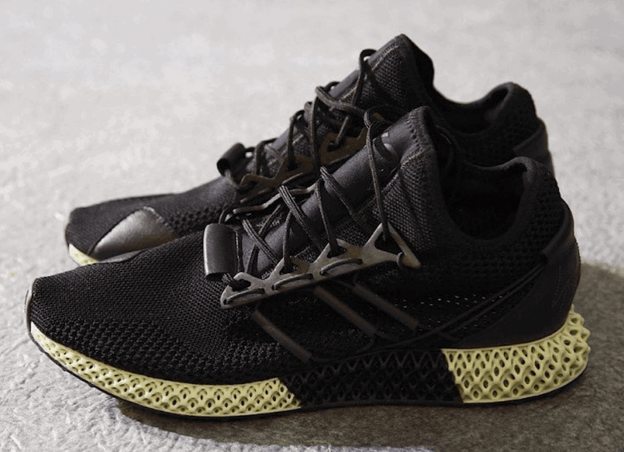 First Look at The adidas Y-3 Futurecraft 4D - JustFreshKicks fbd027c4d204