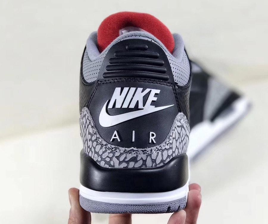 Air Jordan 3 De Cemento Negro Fecha De Lanzamiento 2018 Infiniti n2uoBEor4l