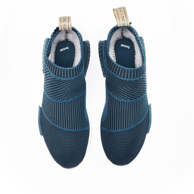 Sns x adidas nmd cs1 pk in gore - tex justfreshkicks pack