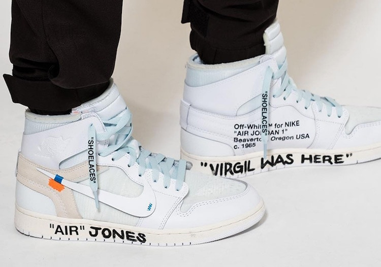 Off-White x Air Jordan 1 Release Date - JustFreshKicks b32bb753b