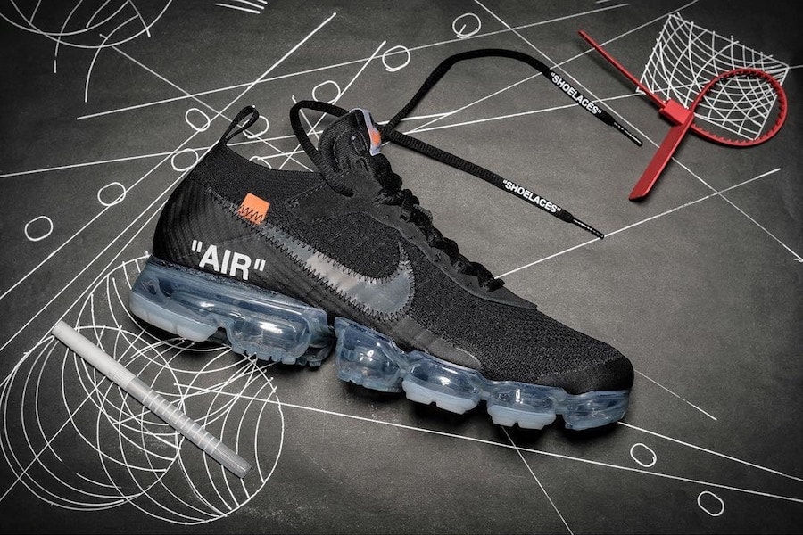 bc9849c6289 Detailed Look at the Upcoming Black Off-White x Nike Air VaporMax ...