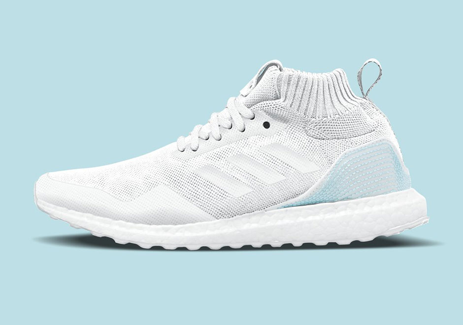 1d603df7de2 No release information has been confirmed for the adidas x Parley Ultra  Boost Mid yet