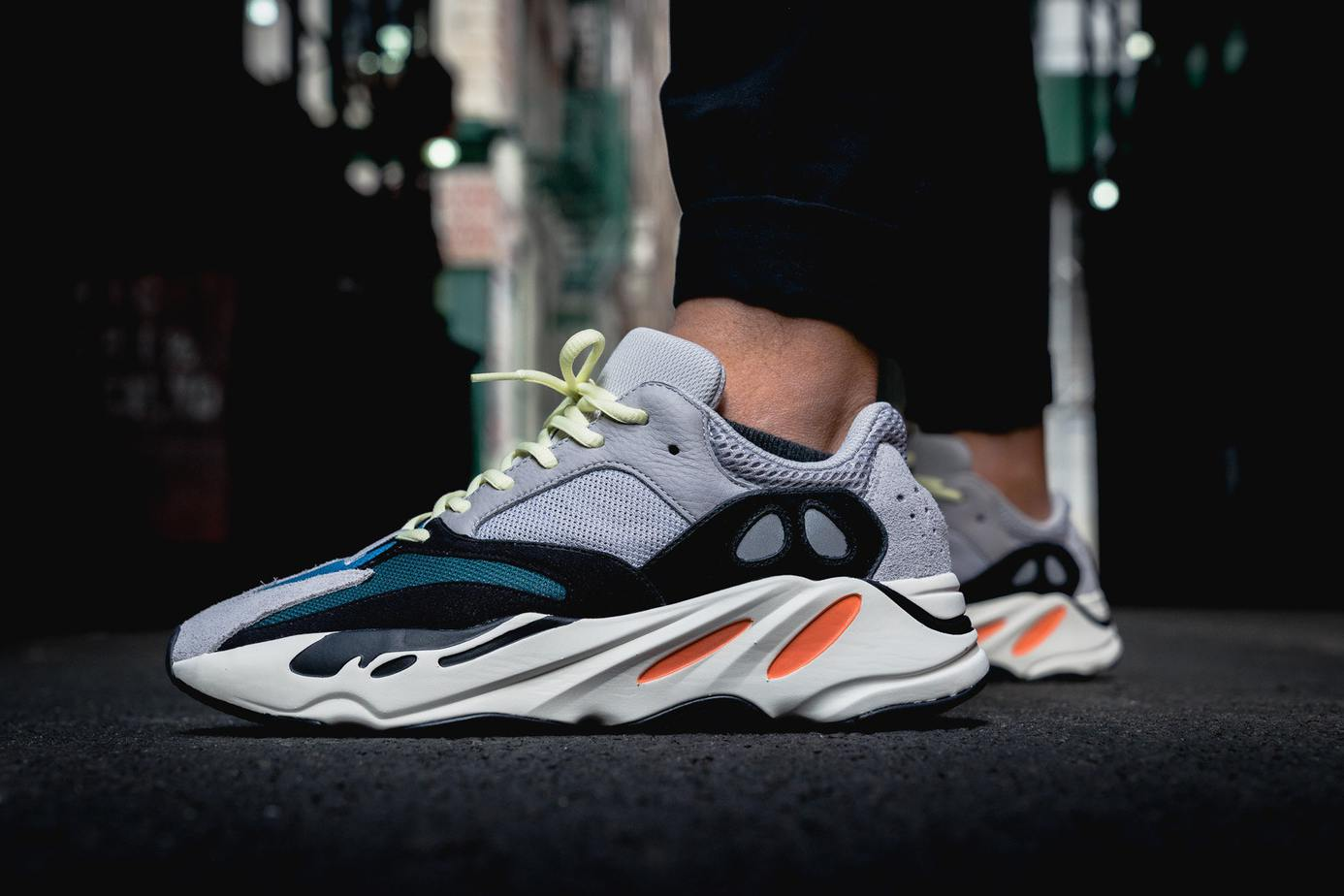 "0bd77e499186a The post The adidas Yeezy Boost 700 ""Wave Runner"" Drops Globally This Week  appeared first on JustFreshKicks."