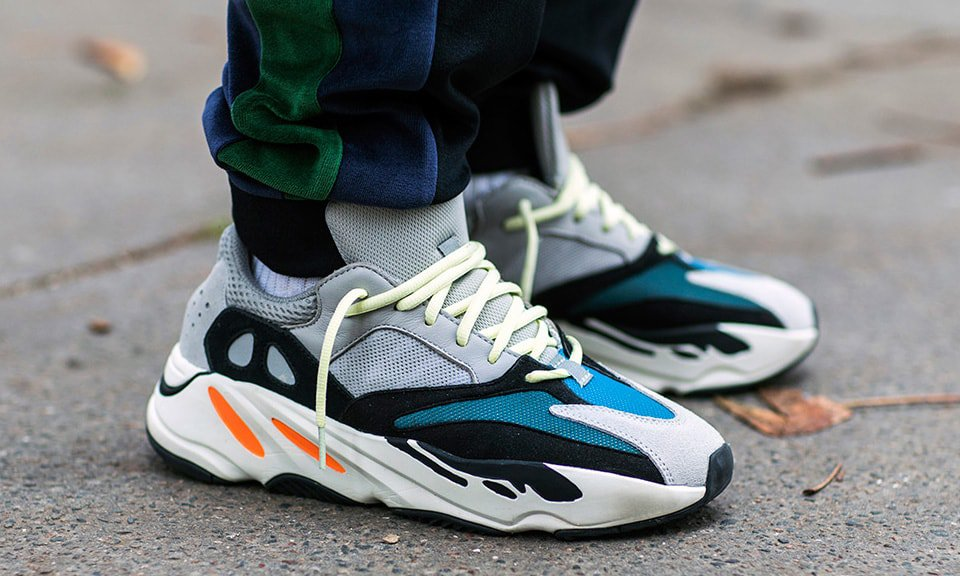 "The adidas Yeezy Boost 700 ""Wave Runner"" Drops Globally This Week"