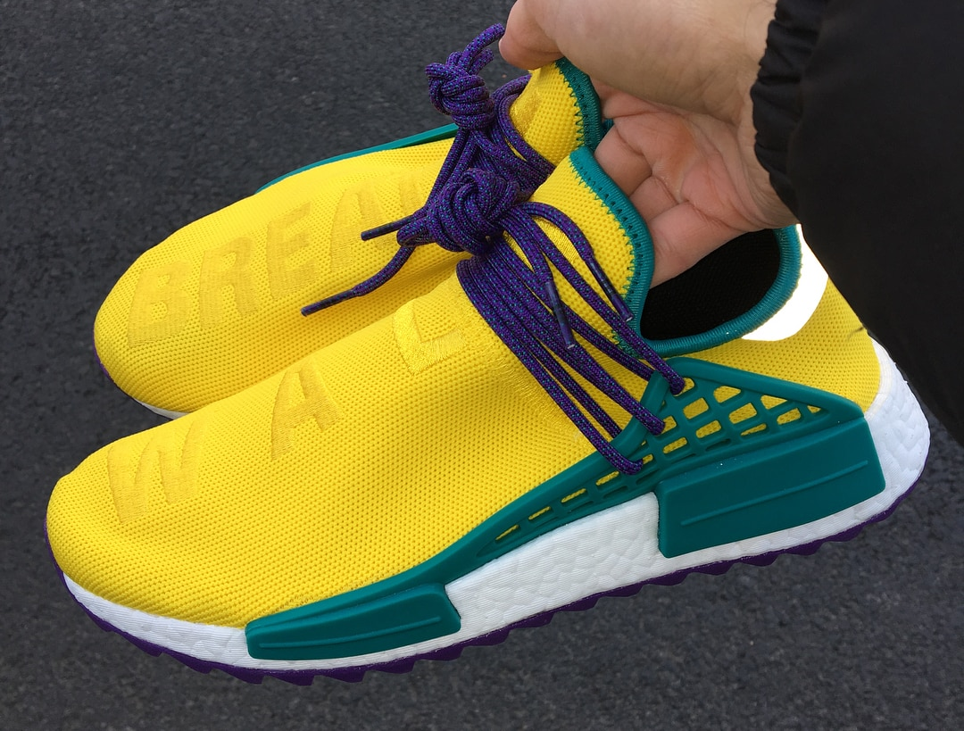 d966f3e50 It has been no easy task keeping up with the slew of Pharrell Williams  signature NMDs that have leaked over the past weeks. Another sample pair  has appeared ...