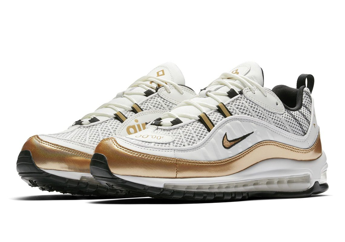ac91a46d80c1 Official Look at the Upcoming Nike Air Max 98 UK - JustFreshKicks