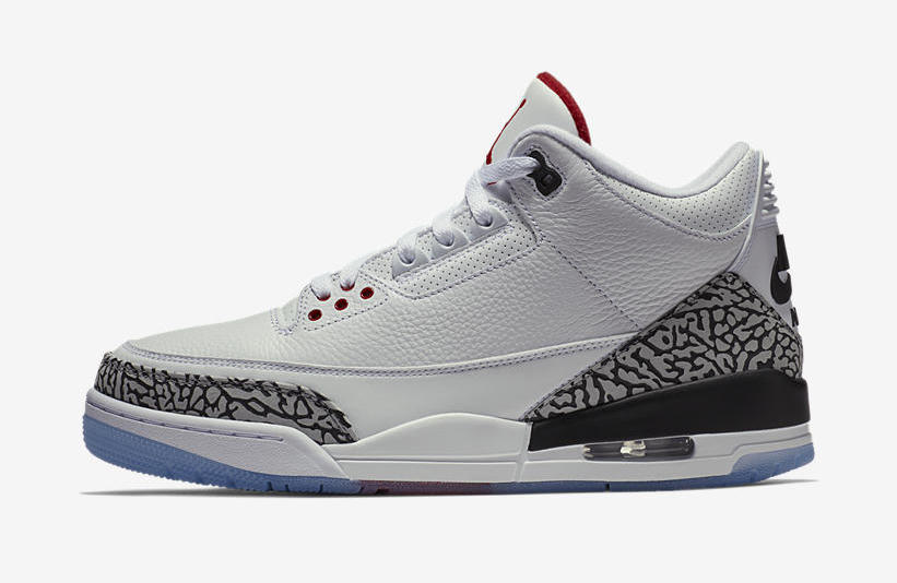 0db93acfaa268d Air Jordan 3 Retro NRG