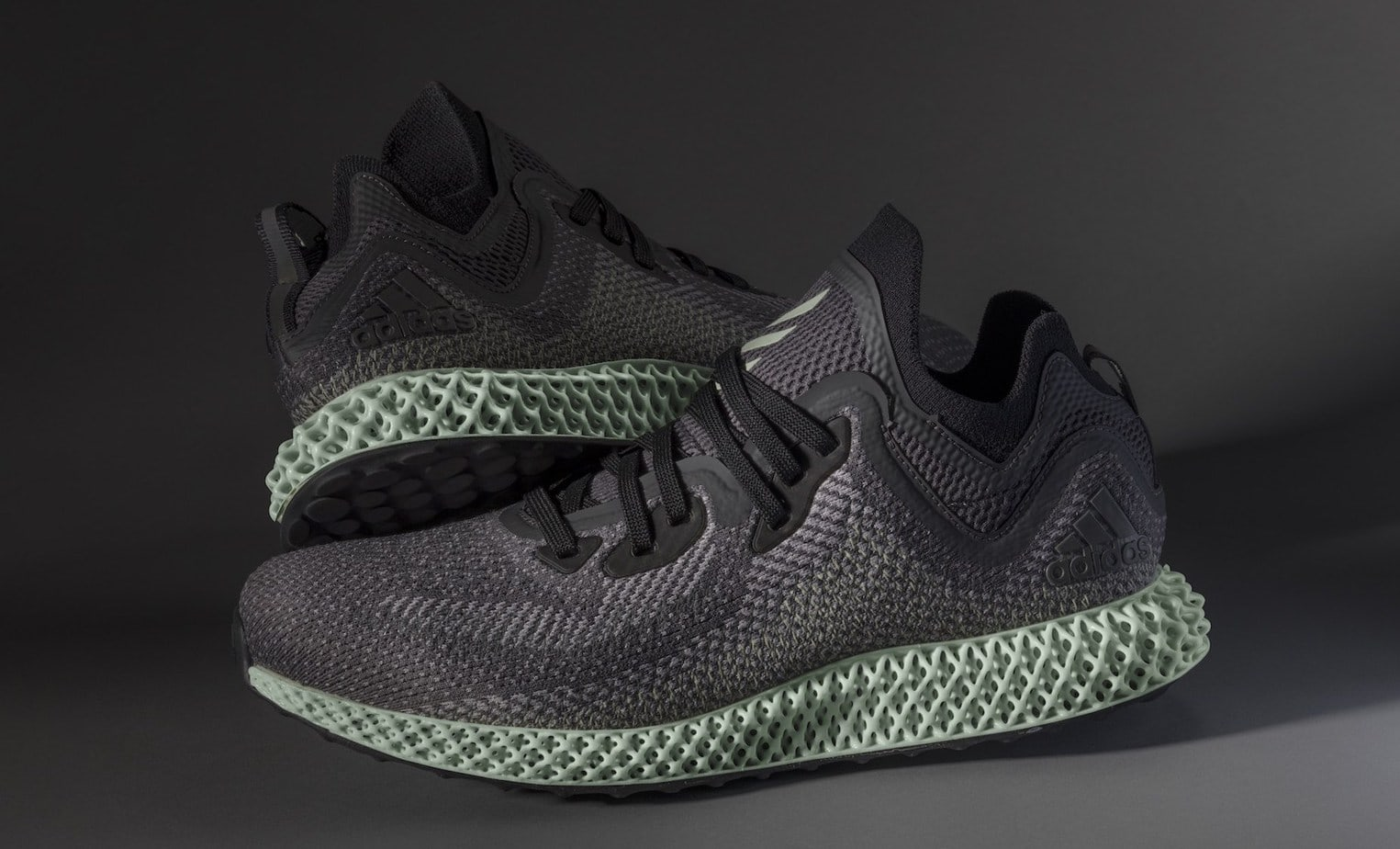 free shipping 69330 5ab3d adidas AlphaEdge 4D LTD Release Date  February 17th, 2018. Price   300.  Colors  Ash Green, Aero Grey, Core Black