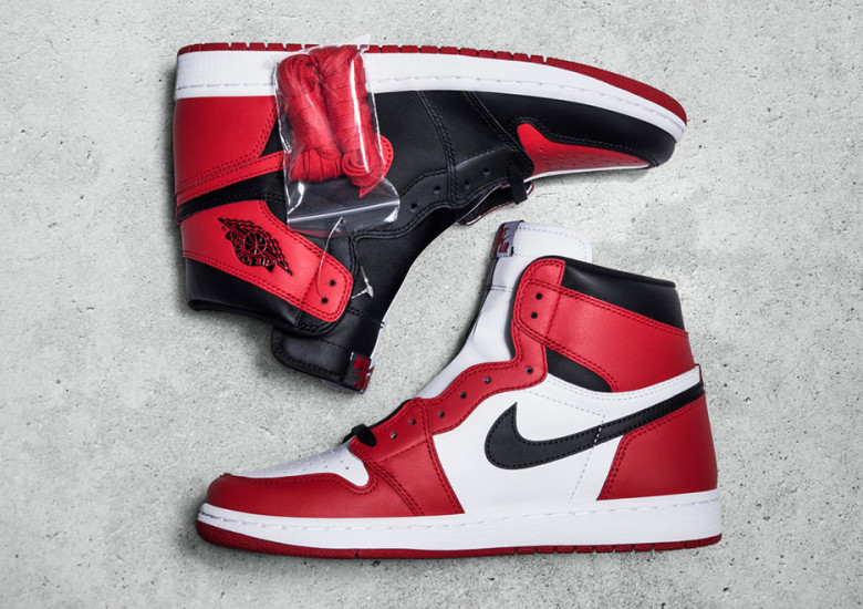 new concept 10b88 5140e Air Jordan 1 Retro High OG Release Date  May 19th, 2018. Price   190.  Color  Black White-University Red Style Code  AR9880-023